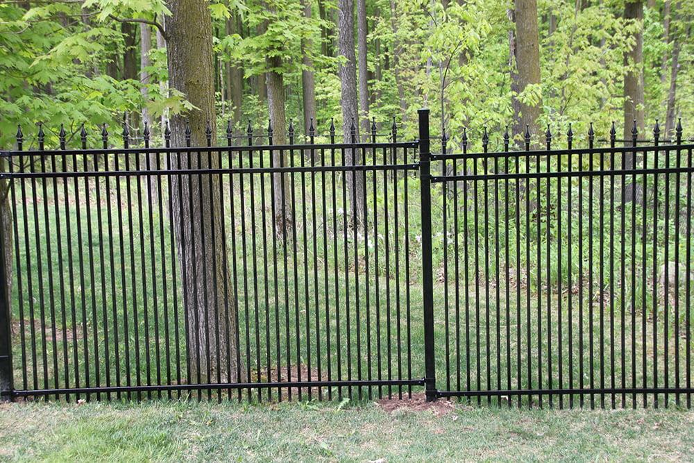 Modular Iron Fences