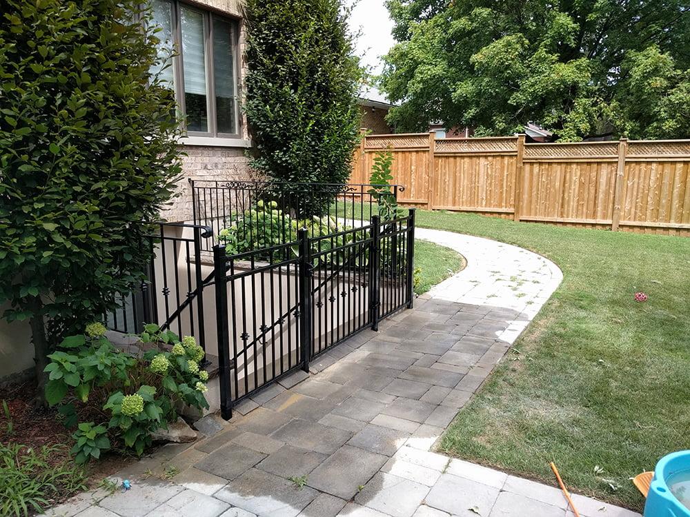 Fences Burlington